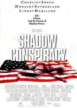 Shadow Conspiracy - Theatrical release poster