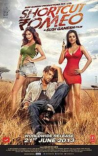 <i>Shortcut Romeo</i> 2013 film directed by Susi Ganeshan