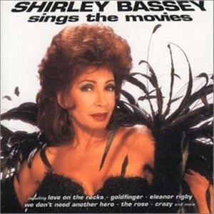 Shirley Bassey Sings the Movies - Image: Singsthemovies