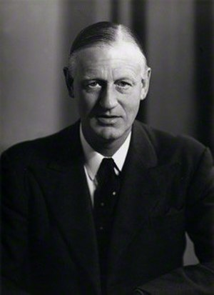 Norman Brook, 1st Baron Normanbrook - Brook in 1951