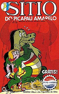 Sítio do Picapau Amarelo (comics) Brazilian comics series based on the novel series of the same title