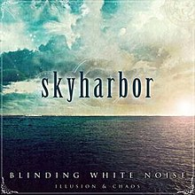 Skyharbor Blinding White Noise cover.jpg