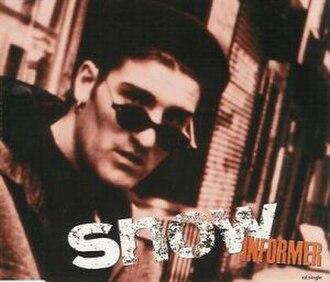 Informer (song) - Image: Snow Informer (Single Cover)