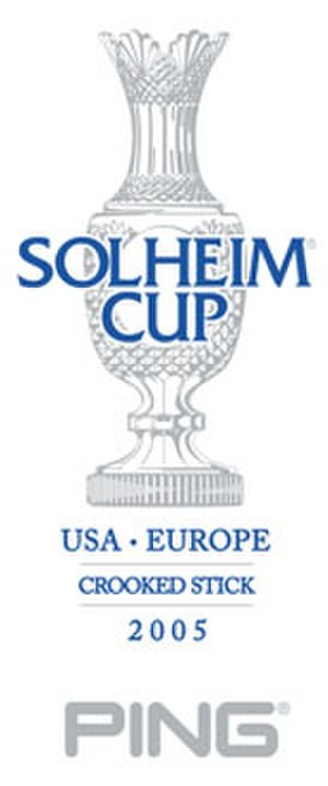 2005 Solheim Cup - Image: Solheim Cup 2005Logo
