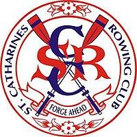 Изображение с эмблемой гребного клуба