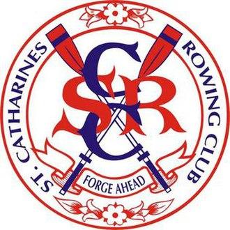 St. Catharines Rowing Club - Image: St. Catharines Rowing Club logo