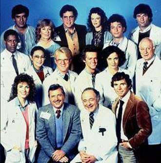 St. Elsewhere - The cast of St. Elsewhere (season one)