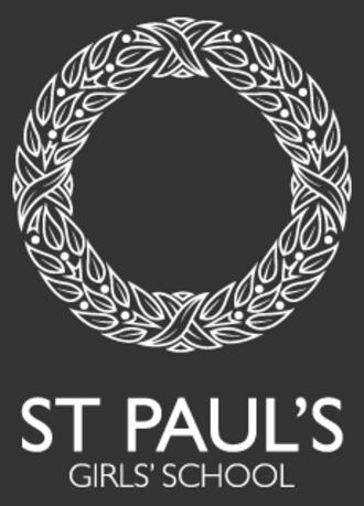 St Paul's Girls' School - Image: St Paul's Girls' School logo