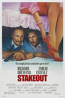 <i>Stakeout</i> (1987 film)
