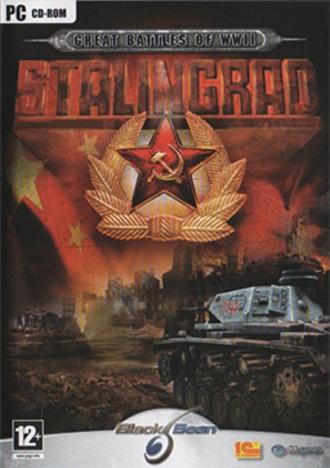 Stalingrad (2005 video game) - Cover art