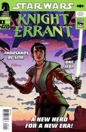 Star Wars: Knight Errant - Image: Star Wars Knight Errant 1 cover