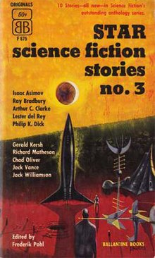 Star Science Fiction Stories No.3 - Wikipedia