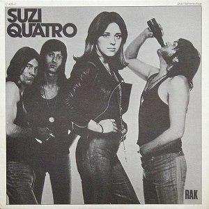 Suzi Quatro (album) - Image: Suziquatroalbum