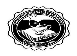 Shenandoah Valley Academy - Image: Sva logo