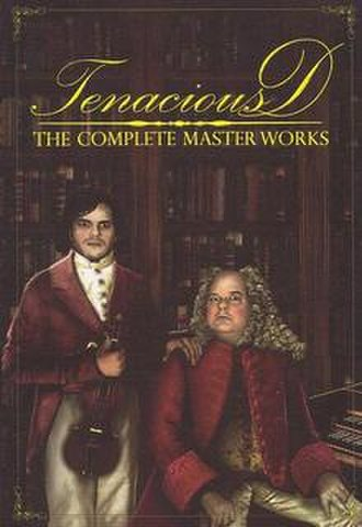 The Complete Master Works - Image: Tenacious d the complete masterworks 2003