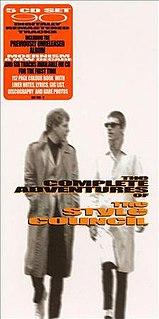 <i>The Complete Adventures of The Style Council</i> 1998 box set by The Style Council