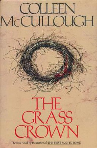 The Grass Crown (novel) - First US edition