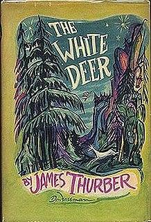 <i>The White Deer</i> novel by James Thurber