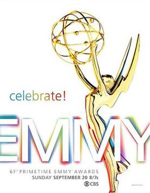 61st Primetime Emmy Awards - Promotional poster
