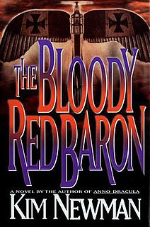 <i>The Bloody Red Baron</i> book by Kim Newman