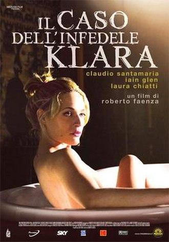 The Case of Unfaithful Klara (film) - Image: The Case of Unfaithful Klara (film)