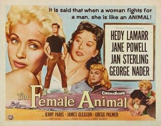 <i>The Female Animal</i> 1958 film by Harry Keller