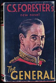 <i>The General</i> (C. S. Forester novel) novel by C. S. Forester