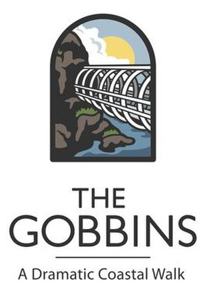 The Gobbins - Image: The Gobbins Logo