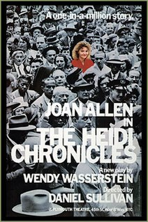<i>The Heidi Chronicles</i> 1988 play by Wendy Wasserstein
