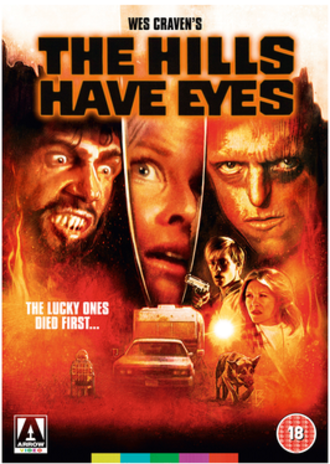 The Hills Have Eyes - In 2016, Arrow Video released a restored edition DVD and Blu-ray.