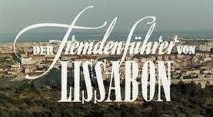 The Tour Guide of Lisbon - Image: The Tour Guide of Lisbon