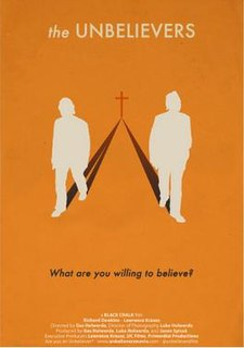 <i>The Unbelievers</i> 2013 film by Gus Holwerda