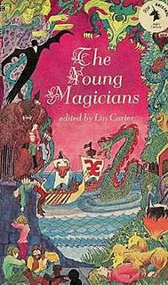 <i>The Young Magicians</i> book by Lin Carter