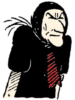 Sea Hag Fictional character in Popeye franchise