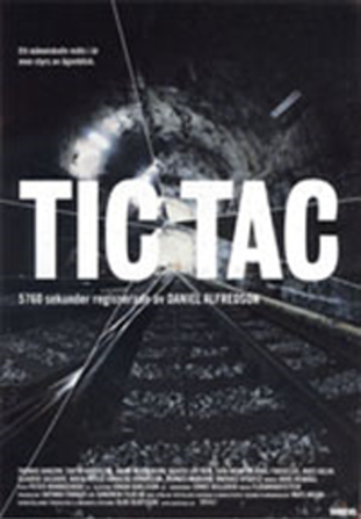 Tic Tac (film) - Theatrical release poster