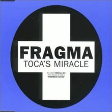 Fragma - Toca's Miracle (studio acapella)