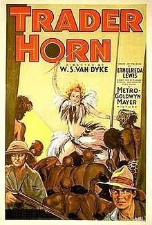 Trader Horn (1931 film) poster.jpg