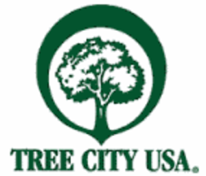 Arbor Day Foundation - Tree City USA logo