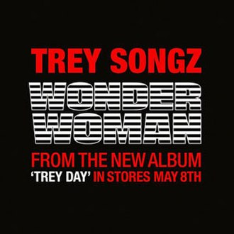 Wonder Woman (Trey Songz song) - Image: Trey S WWW2
