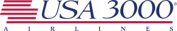 USA 3000 Airlines Logo.svg