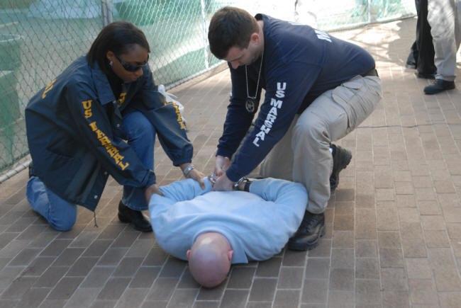 USMS Arrest