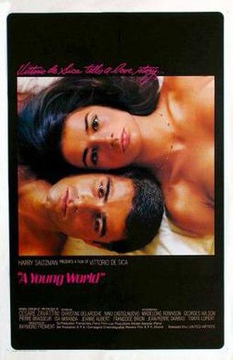 Un monde nouveau - Film poster