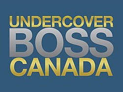 Undercover Boss (Canadian TV series) - Wikipedia