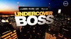 Celebrity Undercover Boss Soup Kitchen Names