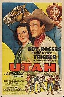 <i>Utah</i> (film) 1945 film by John English