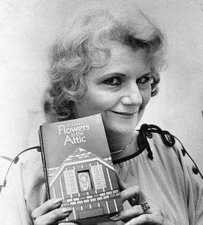 Picture of an author: V. C. Andrews