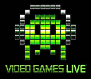 Video Games Live - VGL logo