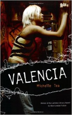 Valencia (novel) - Image: Valencia (novel)