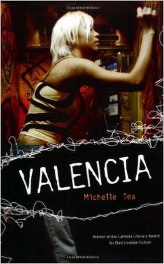 Valencia (novel) - Image: Valencia (novel)