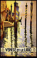 Venise et le Lido, travel poster for ENIT, ca. 1920.jpg